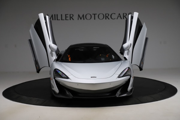 Used 2019 McLaren 600LT for sale Sold at Aston Martin of Greenwich in Greenwich CT 06830 12