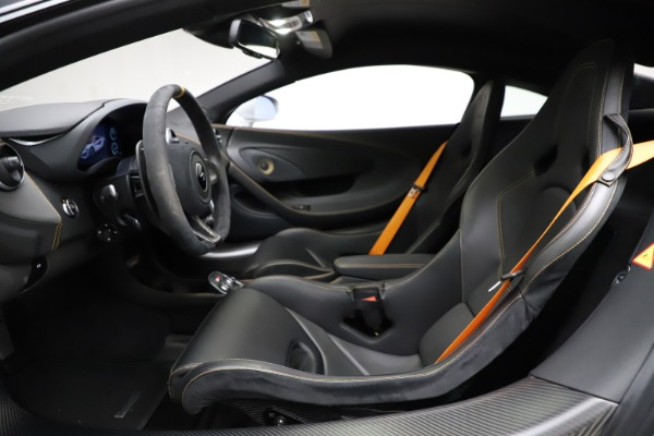 Used 2019 McLaren 600LT for sale Sold at Aston Martin of Greenwich in Greenwich CT 06830 14