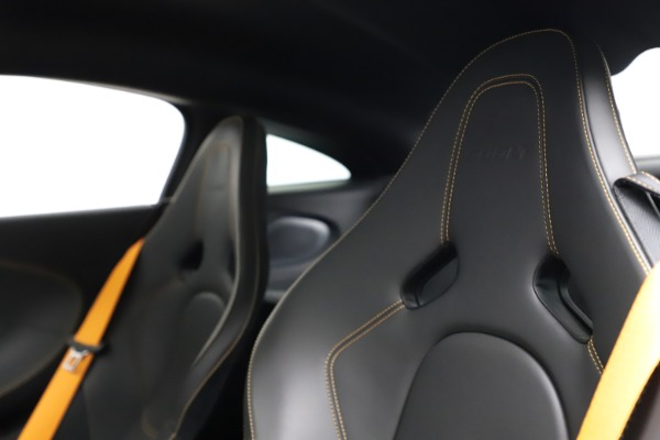 Used 2019 McLaren 600LT for sale Sold at Aston Martin of Greenwich in Greenwich CT 06830 18
