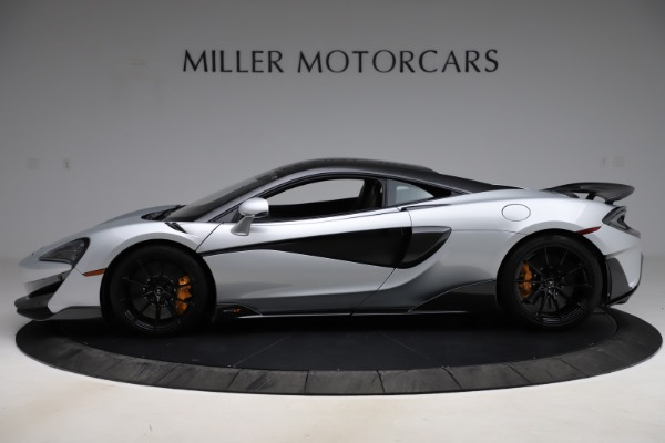 Used 2019 McLaren 600LT for sale Sold at Aston Martin of Greenwich in Greenwich CT 06830 2