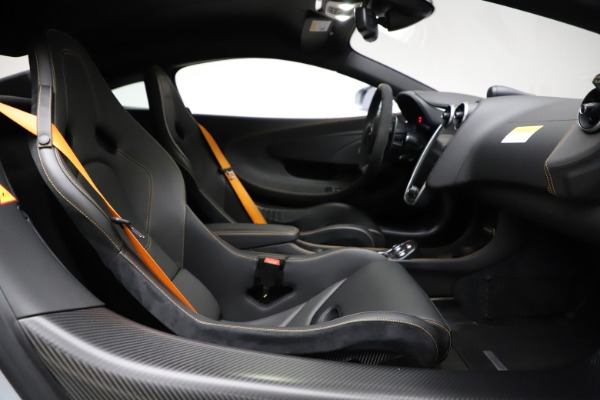 Used 2019 McLaren 600LT for sale Sold at Aston Martin of Greenwich in Greenwich CT 06830 20