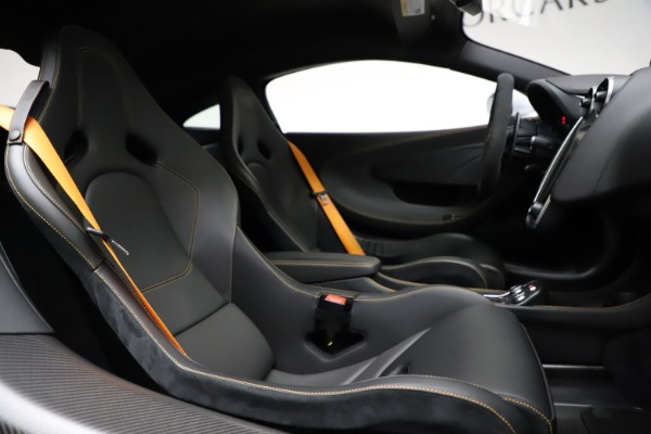 Used 2019 McLaren 600LT for sale Sold at Aston Martin of Greenwich in Greenwich CT 06830 21