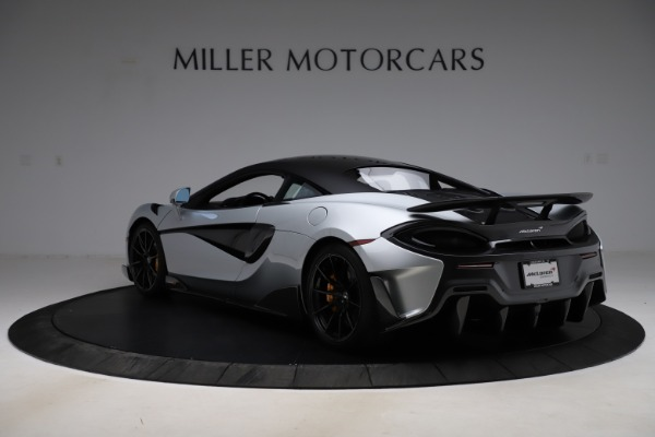 Used 2019 McLaren 600LT for sale Sold at Aston Martin of Greenwich in Greenwich CT 06830 4