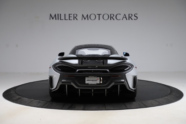 Used 2019 McLaren 600LT for sale Sold at Aston Martin of Greenwich in Greenwich CT 06830 5