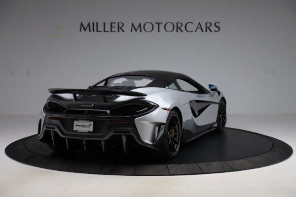 Used 2019 McLaren 600LT for sale Sold at Aston Martin of Greenwich in Greenwich CT 06830 6