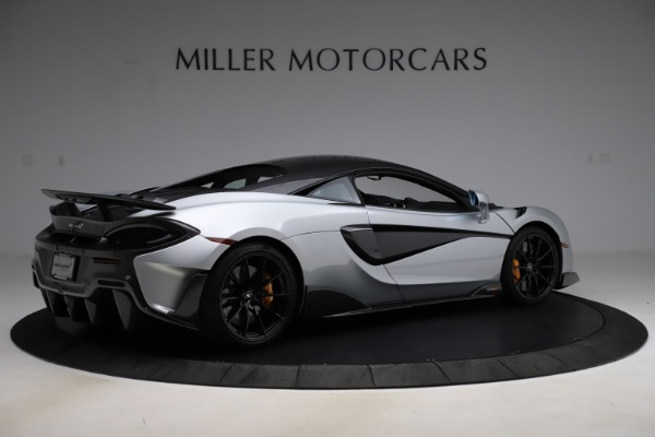 Used 2019 McLaren 600LT for sale Sold at Aston Martin of Greenwich in Greenwich CT 06830 7