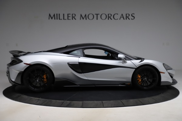 Used 2019 McLaren 600LT for sale Sold at Aston Martin of Greenwich in Greenwich CT 06830 8