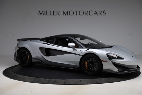 Used 2019 McLaren 600LT for sale Sold at Aston Martin of Greenwich in Greenwich CT 06830 9