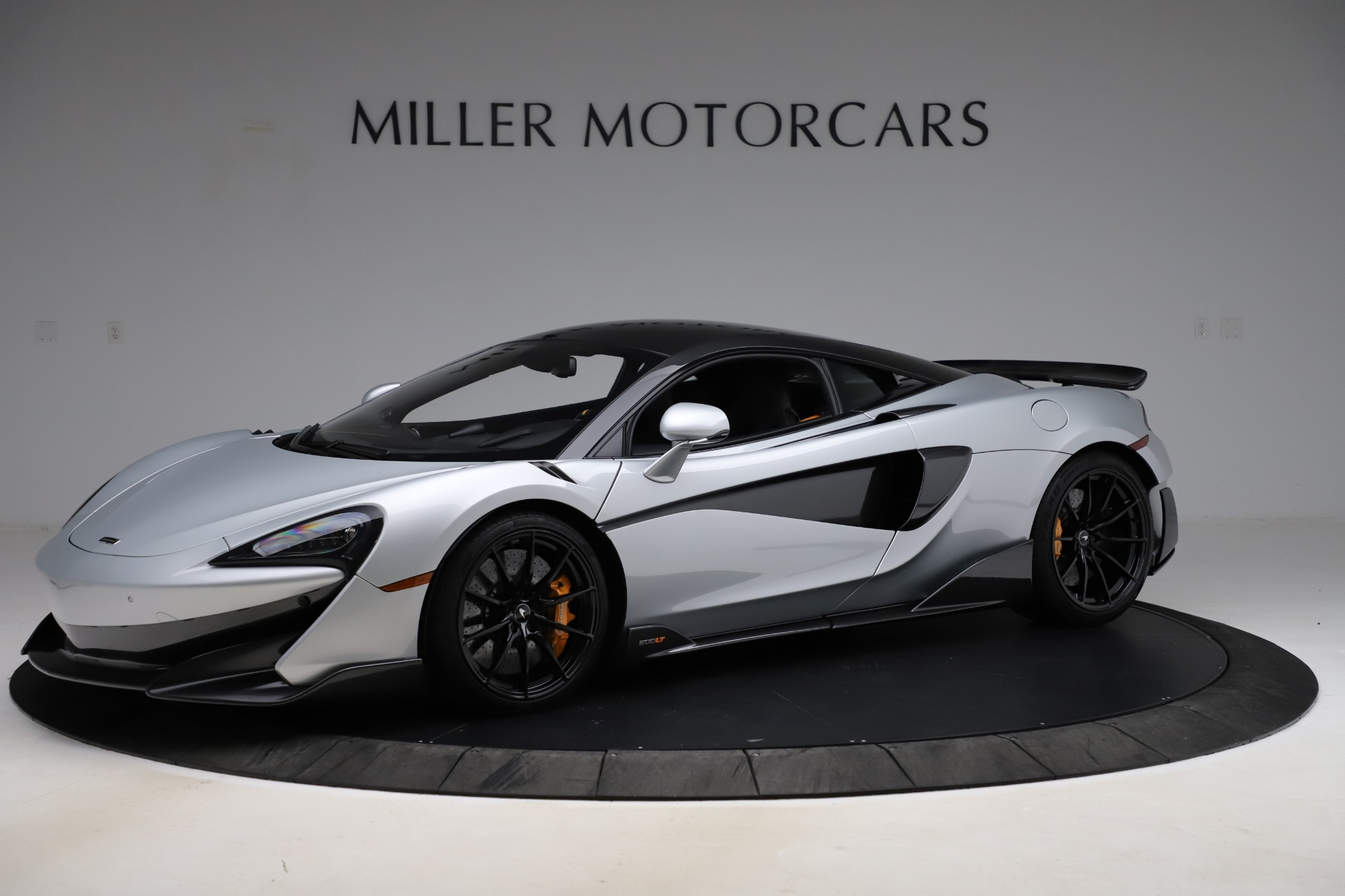 Used 2019 McLaren 600LT for sale Sold at Aston Martin of Greenwich in Greenwich CT 06830 1