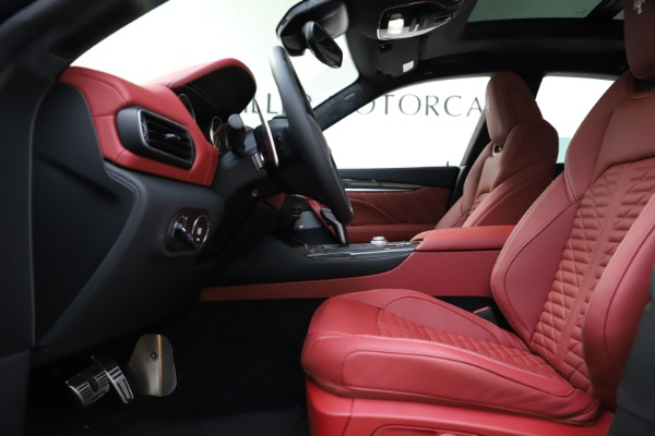 New 2021 Maserati Levante GTS for sale Call for price at Aston Martin of Greenwich in Greenwich CT 06830 14
