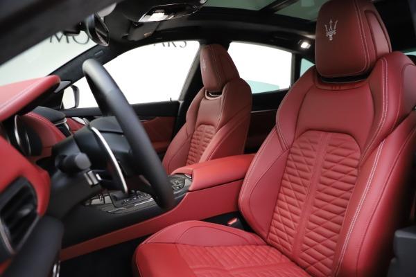 New 2021 Maserati Levante GTS for sale Call for price at Aston Martin of Greenwich in Greenwich CT 06830 15