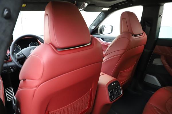 New 2021 Maserati Levante GTS for sale Call for price at Aston Martin of Greenwich in Greenwich CT 06830 20