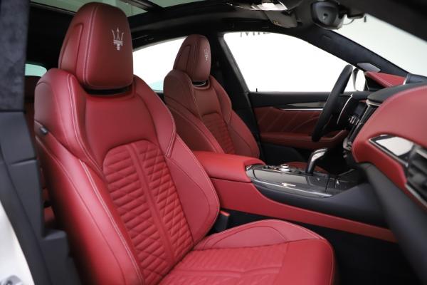 New 2021 Maserati Levante GTS for sale Call for price at Aston Martin of Greenwich in Greenwich CT 06830 21