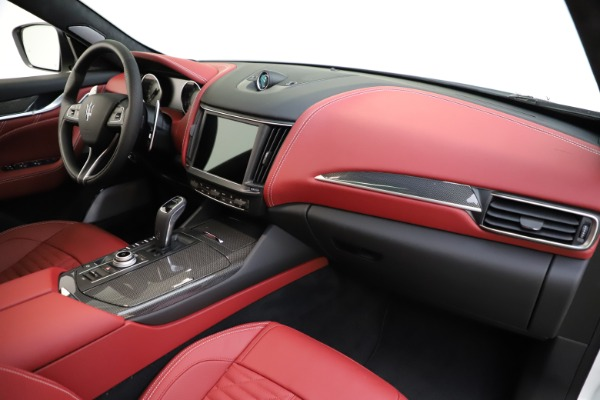 New 2021 Maserati Levante GTS for sale Call for price at Aston Martin of Greenwich in Greenwich CT 06830 23