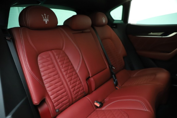 New 2021 Maserati Levante GTS for sale Call for price at Aston Martin of Greenwich in Greenwich CT 06830 24