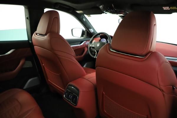 New 2021 Maserati Levante GTS for sale Call for price at Aston Martin of Greenwich in Greenwich CT 06830 26