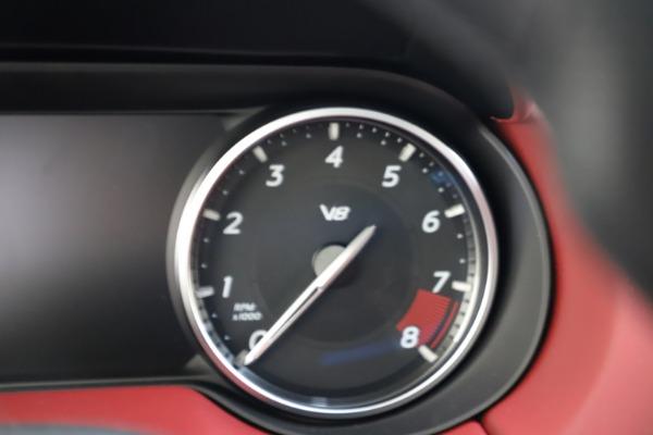 New 2021 Maserati Levante GTS for sale Call for price at Aston Martin of Greenwich in Greenwich CT 06830 28