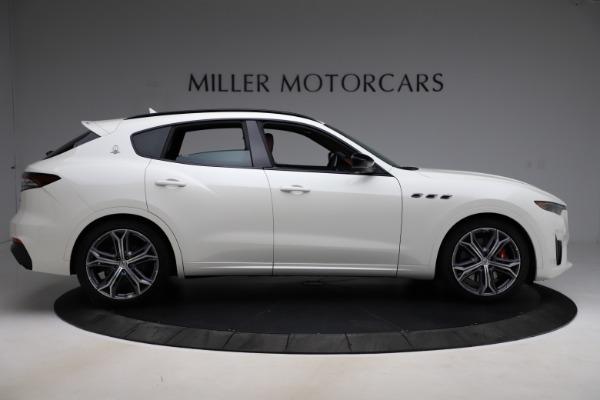 New 2021 Maserati Levante GTS for sale Call for price at Aston Martin of Greenwich in Greenwich CT 06830 9
