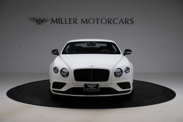 Used 2017 Bentley Continental GT V8 S for sale Sold at Aston Martin of Greenwich in Greenwich CT 06830 12