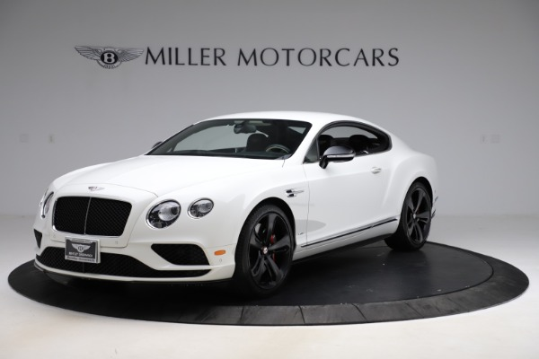 Used 2017 Bentley Continental GT V8 S for sale Sold at Aston Martin of Greenwich in Greenwich CT 06830 2