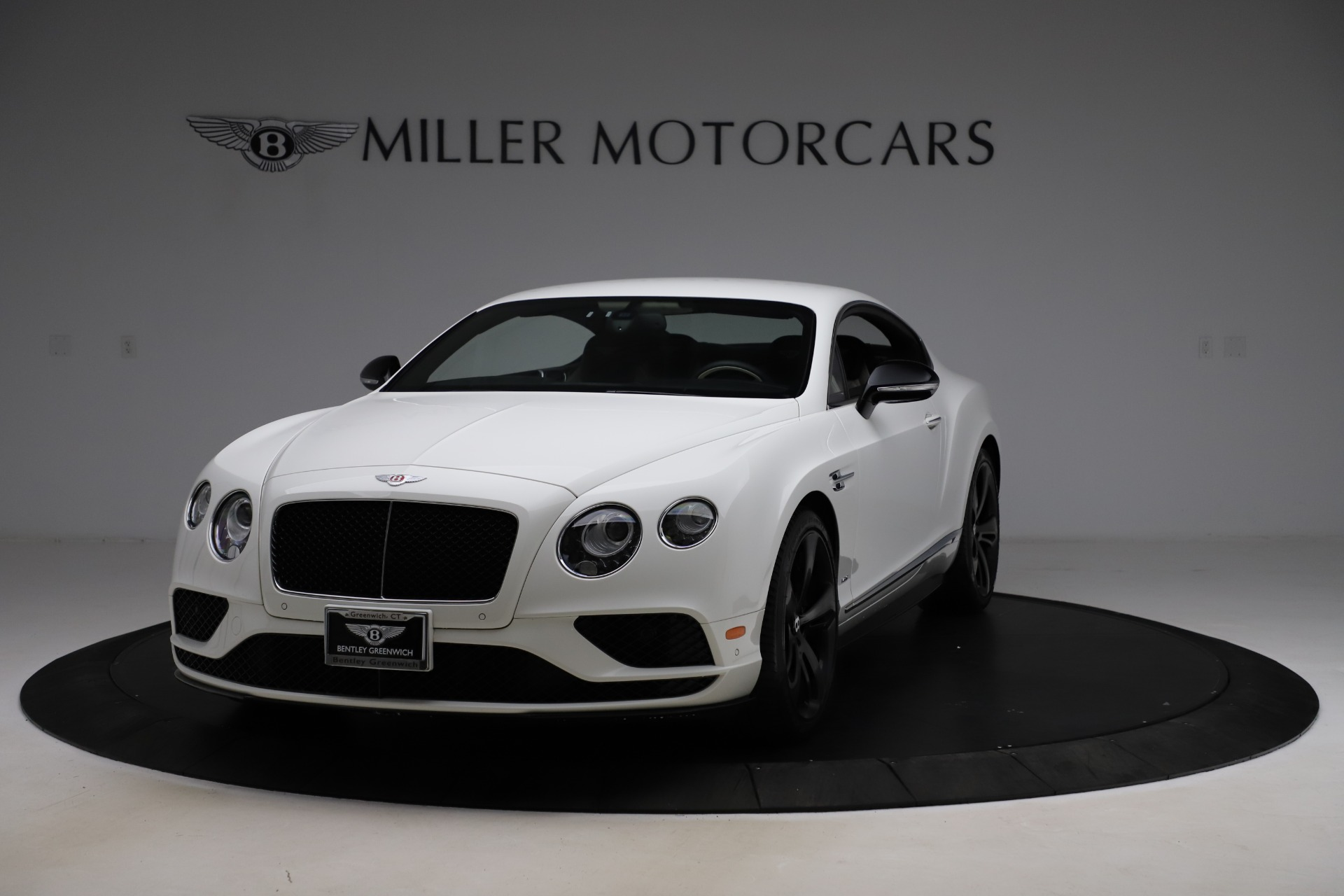 Used 2017 Bentley Continental GT V8 S for sale Sold at Aston Martin of Greenwich in Greenwich CT 06830 1