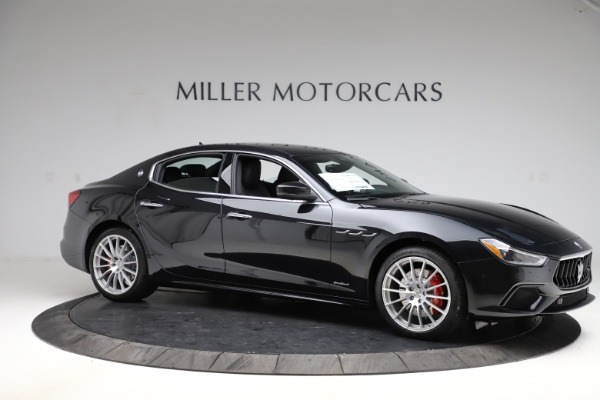 New 2021 Maserati Ghibli S Q4 GranSport for sale Sold at Aston Martin of Greenwich in Greenwich CT 06830 10