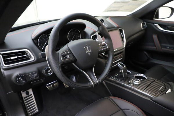 New 2021 Maserati Ghibli S Q4 GranSport for sale Sold at Aston Martin of Greenwich in Greenwich CT 06830 16