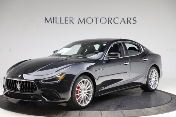 New 2021 Maserati Ghibli S Q4 GranSport for sale Sold at Aston Martin of Greenwich in Greenwich CT 06830 2