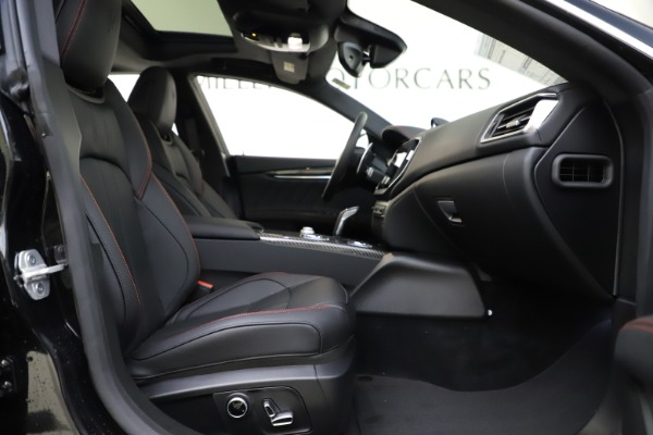 New 2021 Maserati Ghibli S Q4 GranSport for sale Sold at Aston Martin of Greenwich in Greenwich CT 06830 24