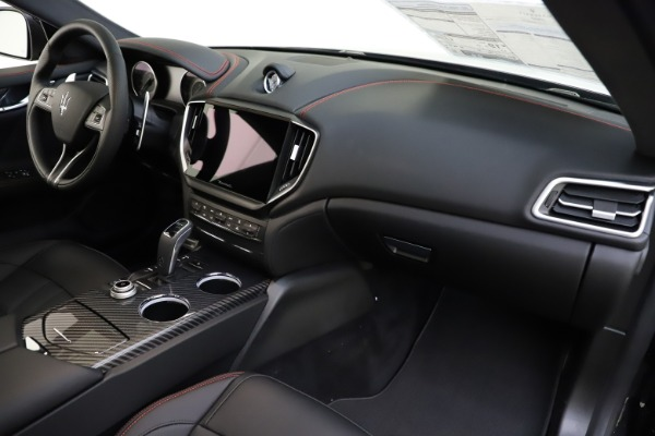 New 2021 Maserati Ghibli S Q4 GranSport for sale Sold at Aston Martin of Greenwich in Greenwich CT 06830 25