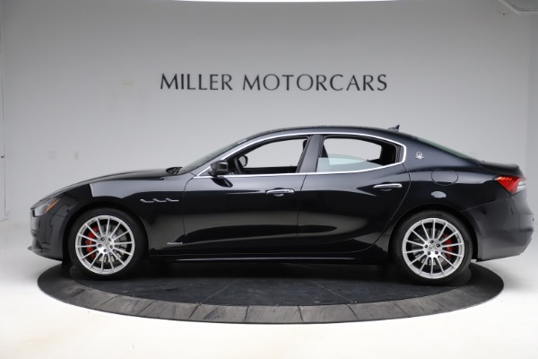 New 2021 Maserati Ghibli S Q4 GranSport for sale Sold at Aston Martin of Greenwich in Greenwich CT 06830 3