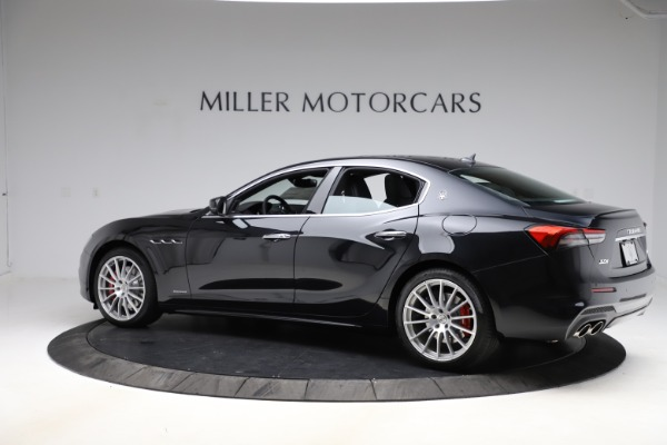 New 2021 Maserati Ghibli S Q4 GranSport for sale Sold at Aston Martin of Greenwich in Greenwich CT 06830 4