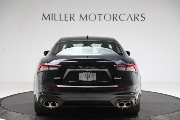 New 2021 Maserati Ghibli S Q4 GranSport for sale Sold at Aston Martin of Greenwich in Greenwich CT 06830 6