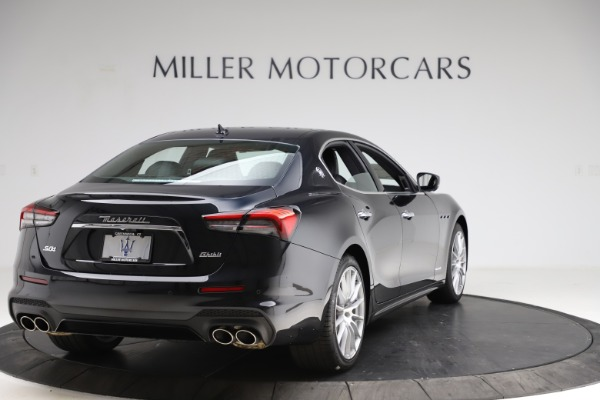 New 2021 Maserati Ghibli S Q4 GranSport for sale Sold at Aston Martin of Greenwich in Greenwich CT 06830 7