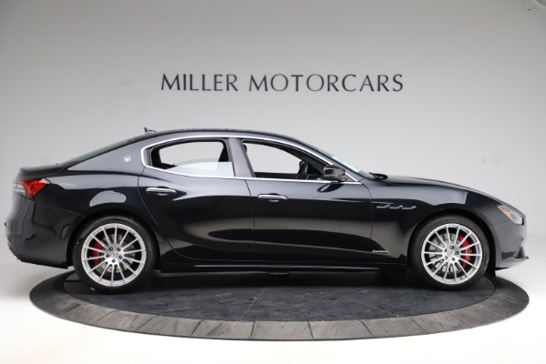 New 2021 Maserati Ghibli S Q4 GranSport for sale Sold at Aston Martin of Greenwich in Greenwich CT 06830 9