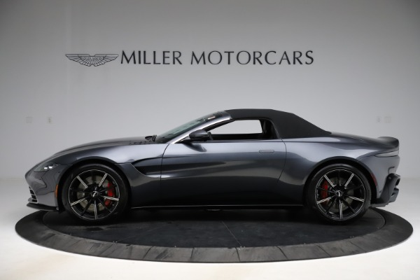 New 2021 Aston Martin Vantage Roadster Convertible for sale Sold at Aston Martin of Greenwich in Greenwich CT 06830 13