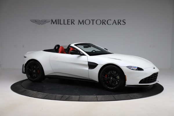 New 2021 Aston Martin Vantage Roadster Convertible for sale $189,186 at Aston Martin of Greenwich in Greenwich CT 06830 9