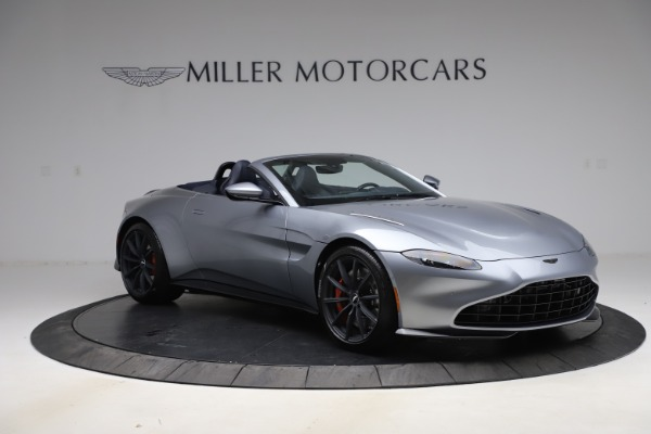 New 2021 Aston Martin Vantage Roadster Convertible for sale Sold at Aston Martin of Greenwich in Greenwich CT 06830 10