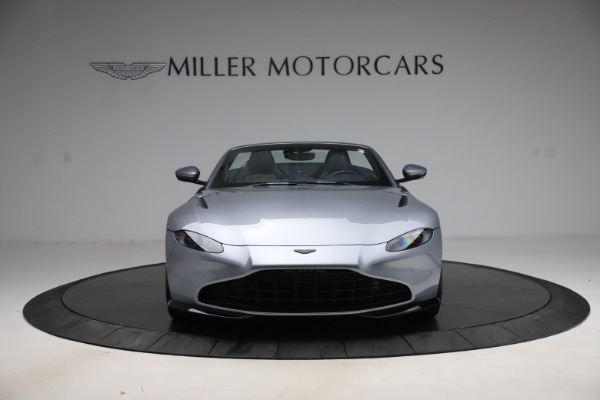 New 2021 Aston Martin Vantage Roadster Convertible for sale Sold at Aston Martin of Greenwich in Greenwich CT 06830 12