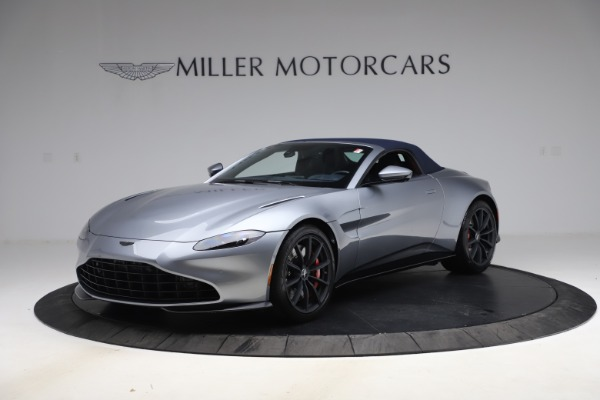 New 2021 Aston Martin Vantage Roadster Convertible for sale Sold at Aston Martin of Greenwich in Greenwich CT 06830 15
