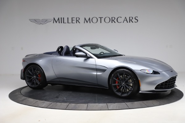 New 2021 Aston Martin Vantage Roadster Convertible for sale Sold at Aston Martin of Greenwich in Greenwich CT 06830 9
