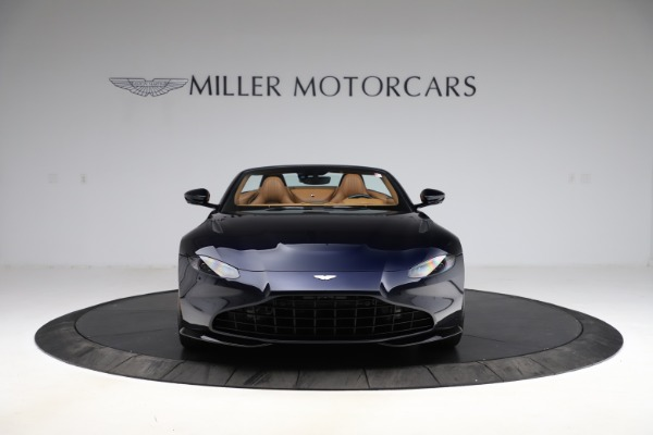 New 2021 Aston Martin Vantage Roadster Convertible for sale $205,686 at Aston Martin of Greenwich in Greenwich CT 06830 11
