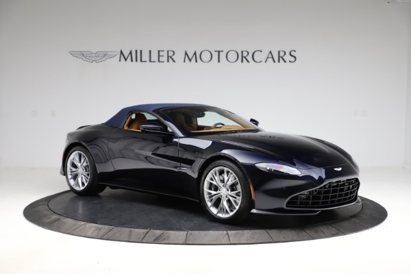 New 2021 Aston Martin Vantage Roadster Convertible for sale $205,686 at Aston Martin of Greenwich in Greenwich CT 06830 23