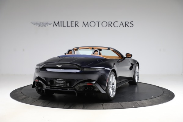 New 2021 Aston Martin Vantage Roadster Convertible for sale $205,686 at Aston Martin of Greenwich in Greenwich CT 06830 6