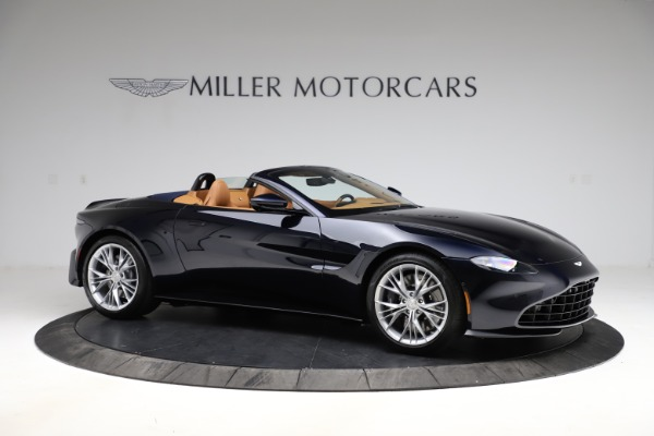 New 2021 Aston Martin Vantage Roadster Convertible for sale $205,686 at Aston Martin of Greenwich in Greenwich CT 06830 9