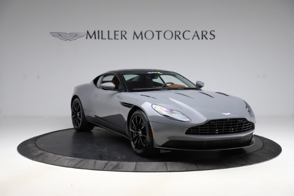 New 2020 Aston Martin DB11 AMR for sale $263,561 at Aston Martin of Greenwich in Greenwich CT 06830 10