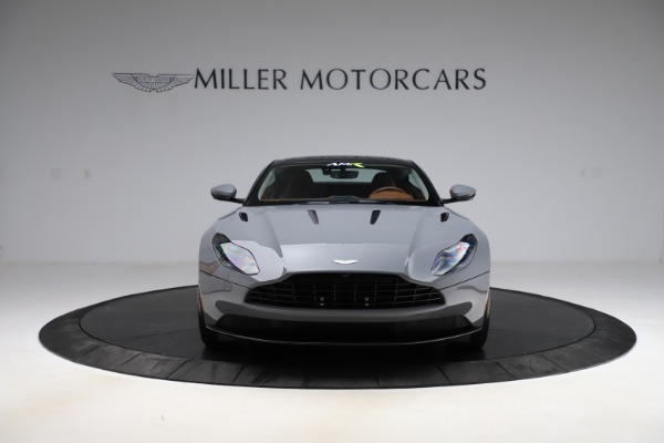 New 2020 Aston Martin DB11 AMR for sale $263,561 at Aston Martin of Greenwich in Greenwich CT 06830 11