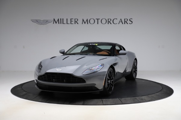 New 2020 Aston Martin DB11 AMR for sale $263,561 at Aston Martin of Greenwich in Greenwich CT 06830 12