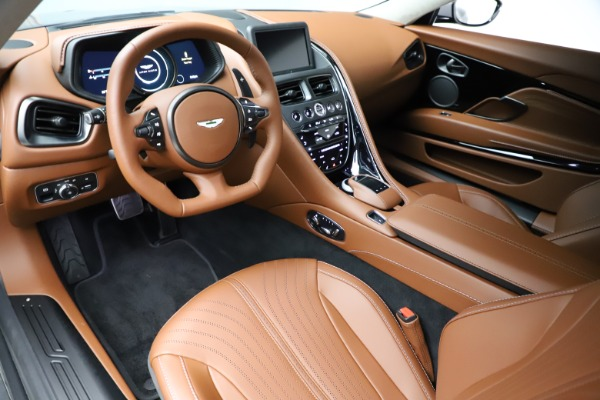 New 2020 Aston Martin DB11 V12 AMR for sale $263,561 at Aston Martin of Greenwich in Greenwich CT 06830 13
