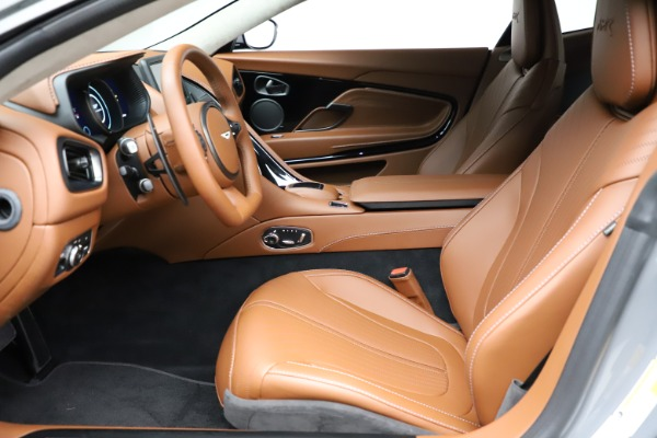 New 2020 Aston Martin DB11 V12 AMR for sale $263,561 at Aston Martin of Greenwich in Greenwich CT 06830 14